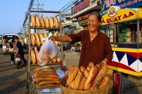 Bánh mì Sài Gòn đi vào văn chương